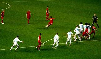 ซัวเรซ ทำ ผลบอล สูงสุดในการแข่งฟุตบอลอังกฤษ